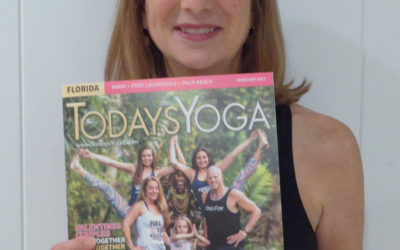 YogaPainter Is Featured In Today's Yoga